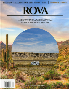 ROVA Issue 1