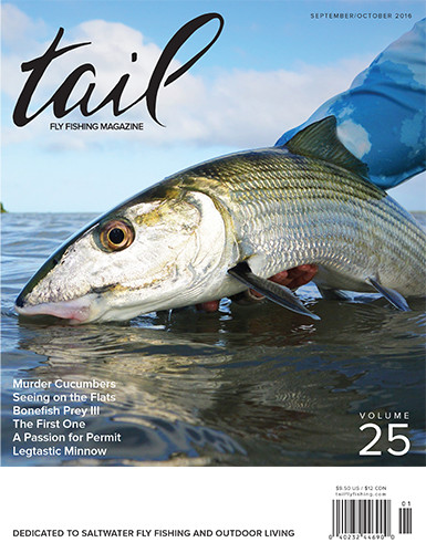 Blog tail fly fishing magazine for Saltwater fly fishing magazine