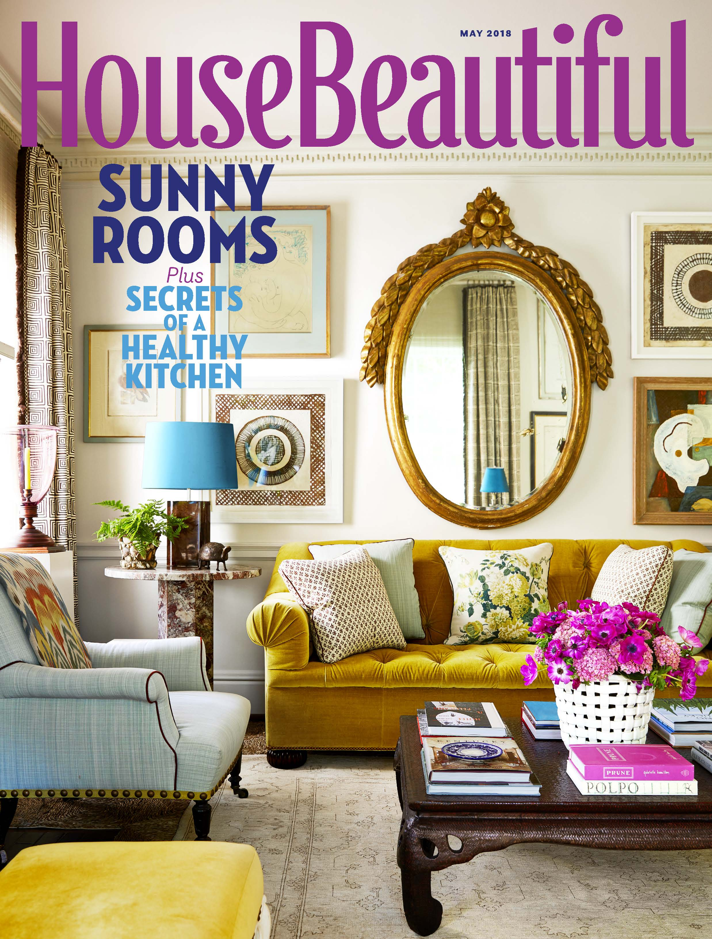 Attrayant House Beautiful Magazine: Bringing The Concept Of Wellness And Better  Living Through Design To Its Printed Pages U0026 Its Multiplatform Audiences U2013  The Mr. ...