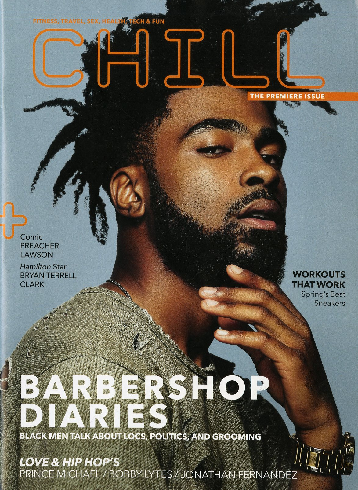 African-american gay magazine
