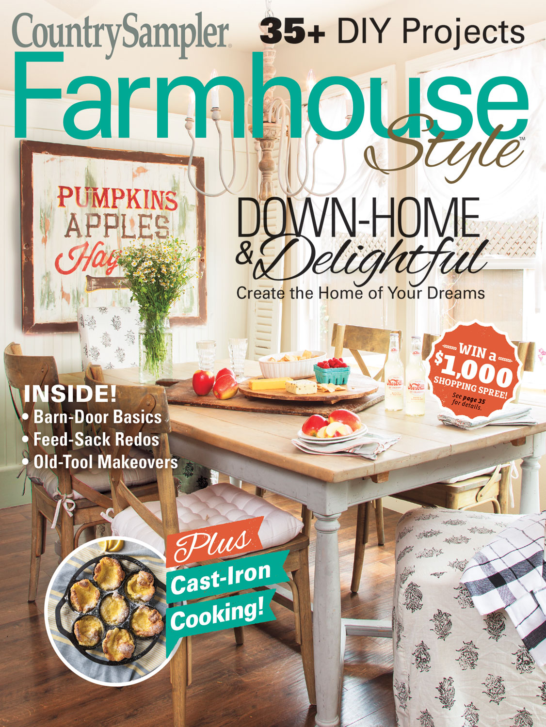 Farmhouse Style: A New Quarterly Title That Transports You ...